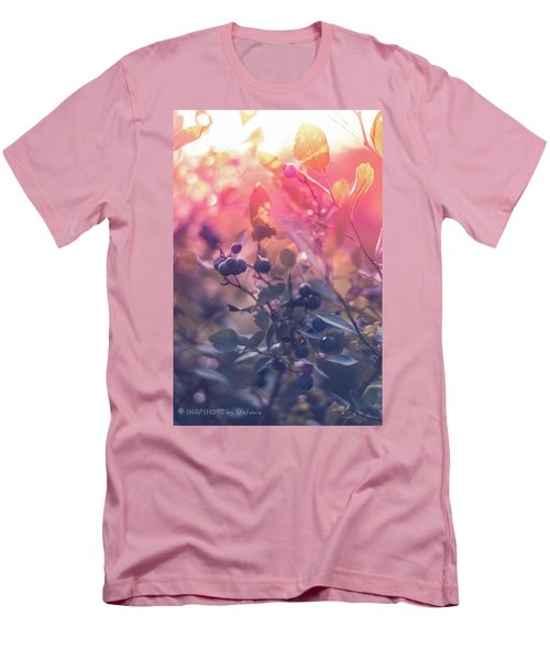 Berries In The Sun Men's T-Shirt (Athletic Fit)