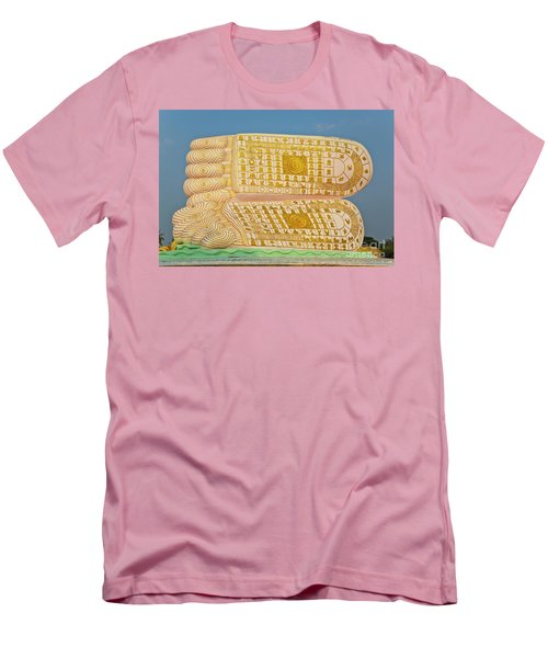 Men's T-Shirt (Slim Fit) featuring the photograph Biurma_d1831 by Craig Lovell