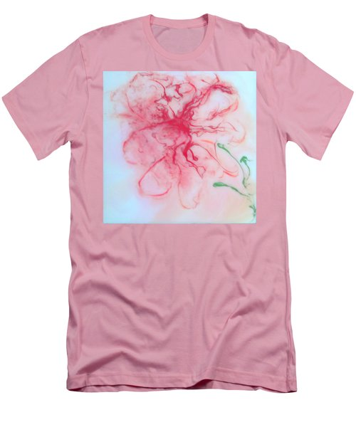 Blossom Men's T-Shirt (Slim Fit) by Mary Kay Holladay