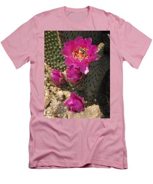 Borrego Springs Bloom 6 Men's T-Shirt (Athletic Fit)
