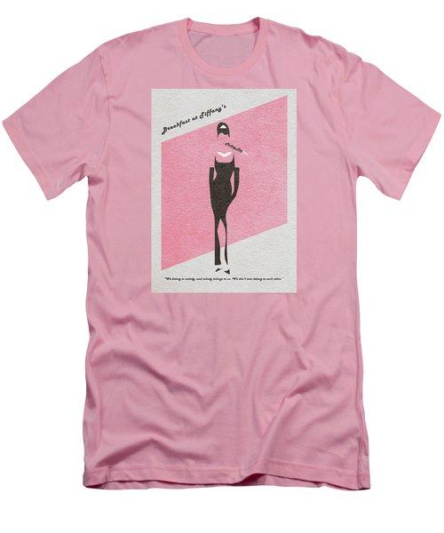 Breakfast At Tiffany's Men's T-Shirt (Athletic Fit)