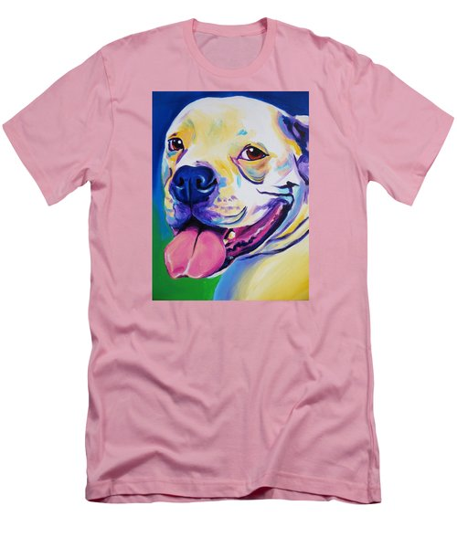 American Bulldog - Luke Men's T-Shirt (Athletic Fit)