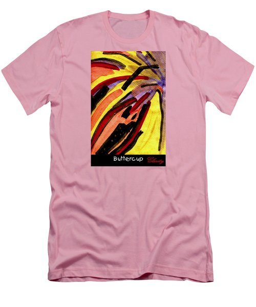 Buttercup Men's T-Shirt (Slim Fit) by Clarity Artists