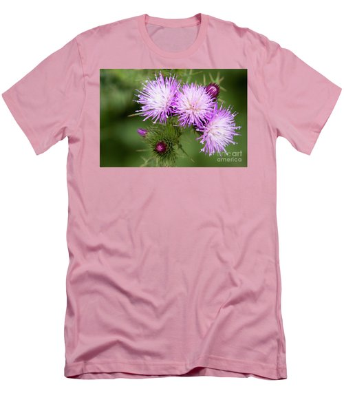 Casa Del Campo 1 Men's T-Shirt (Slim Fit) by Ana Mireles