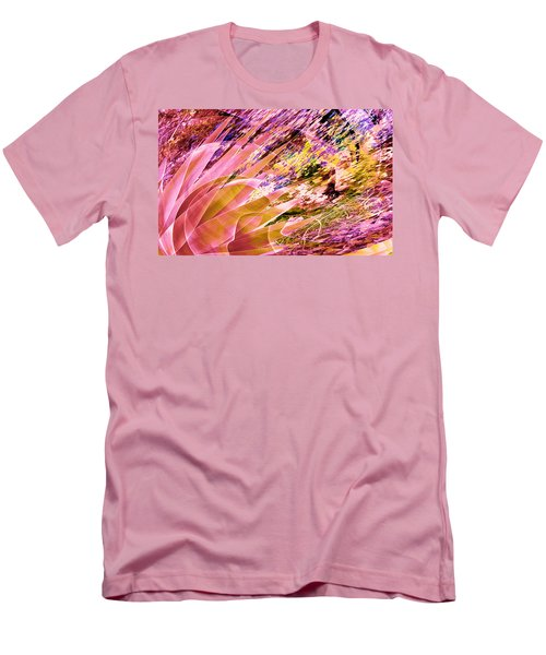 Celebration In Pink Men's T-Shirt (Athletic Fit)