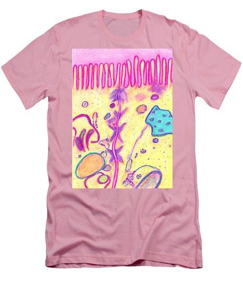 Cellular Environment Men's T-Shirt (Athletic Fit)