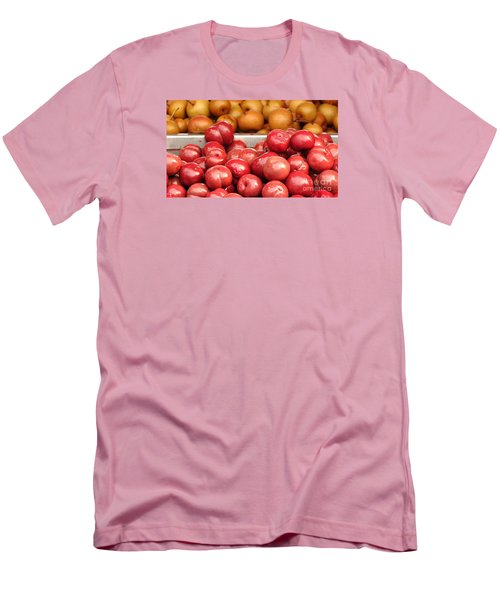 Chinese Plums And Pears Pickled In Sugar Men's T-Shirt (Slim Fit)