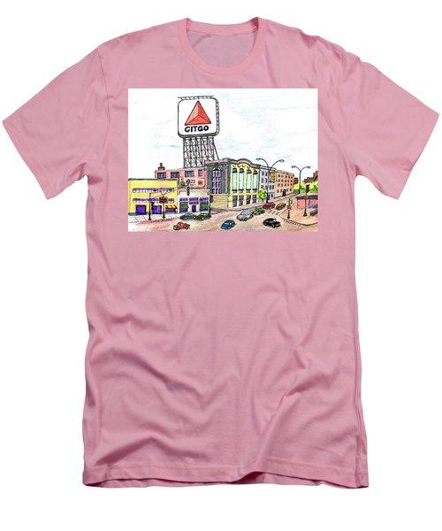 Citco Boston Men's T-Shirt (Slim Fit) by Paul Meinerth