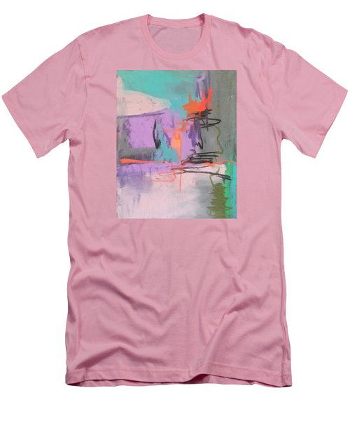 Class Play Men's T-Shirt (Slim Fit) by Becky Chappell