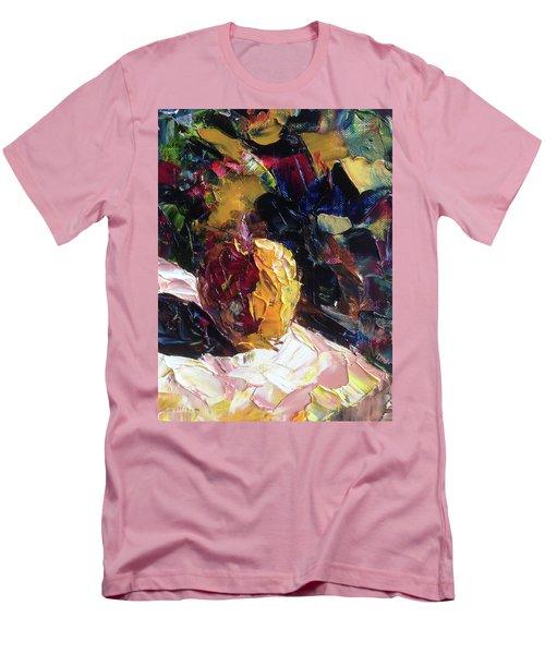 Color Volant Men's T-Shirt (Slim Fit) by Roxy Rich