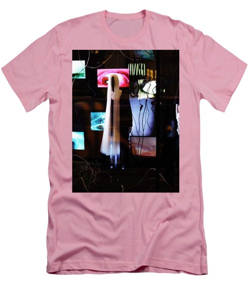 Men's T-Shirt (Slim Fit) featuring the photograph Come Play The American Dream  by Inga Kirilova