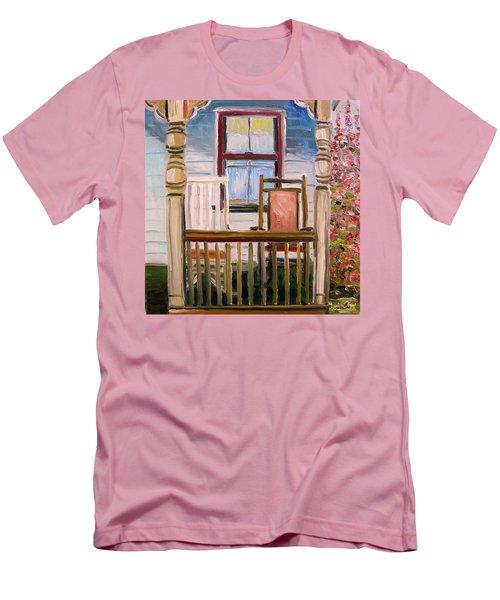 Cottage Rockers Men's T-Shirt (Athletic Fit)