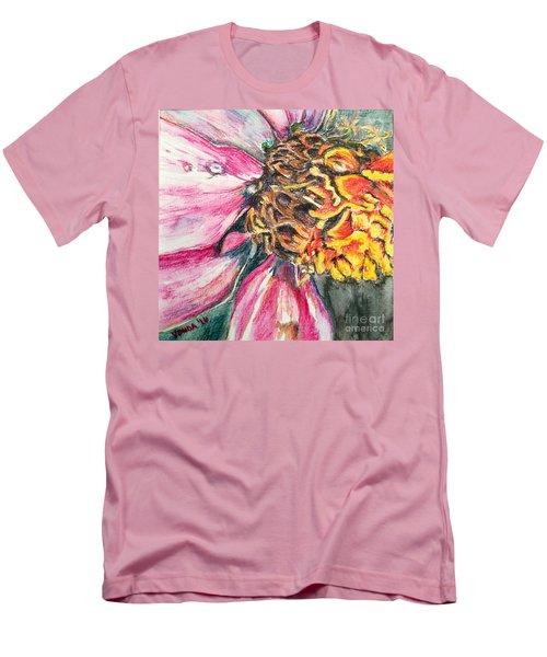 Crazy Top  Men's T-Shirt (Athletic Fit)