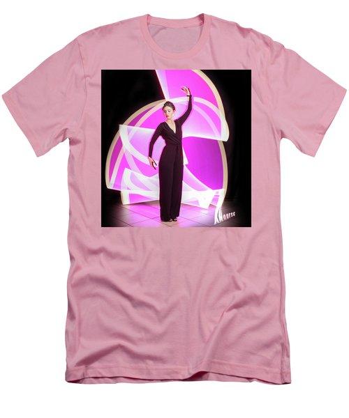 Curves Men's T-Shirt (Athletic Fit)