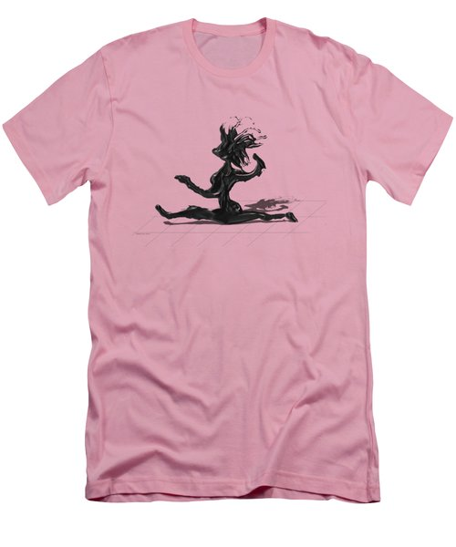 Dancer Men's T-Shirt (Athletic Fit)