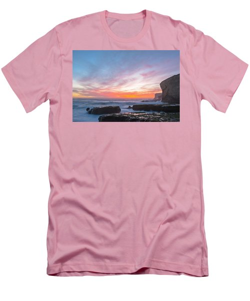 Men's T-Shirt (Slim Fit) featuring the photograph Dawn by Catherine Lau