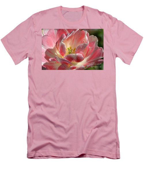 Delicate Men's T-Shirt (Slim Fit) by Diana Mary Sharpton
