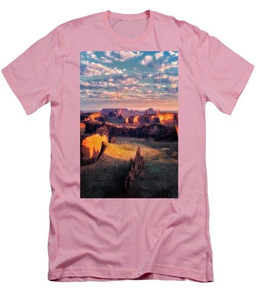 Desert Glow   Men's T-Shirt (Athletic Fit)