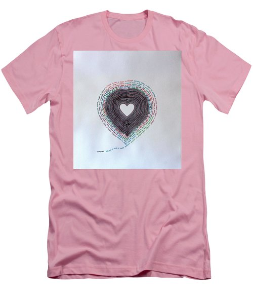 Distance Men's T-Shirt (Athletic Fit)