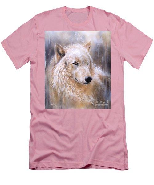Dreamscape - Wolf II Men's T-Shirt (Athletic Fit)