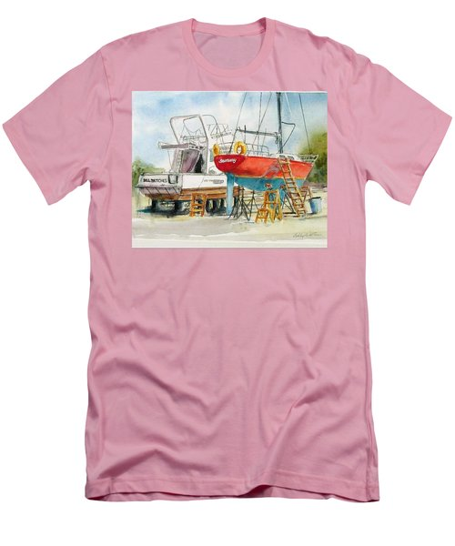 Dry Dock Men's T-Shirt (Athletic Fit)