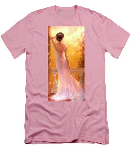 Enchanted Summer Men's T-Shirt (Slim Fit) by Michael Rock