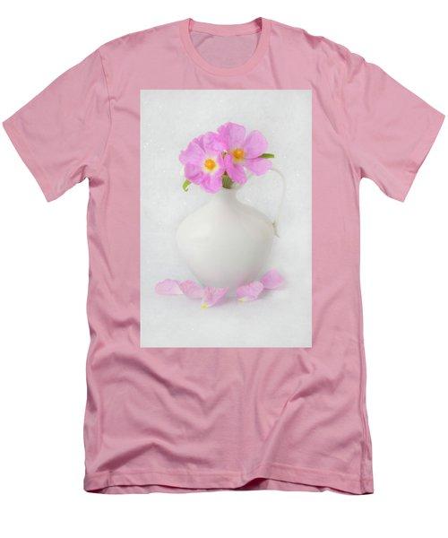 Fallen Petals Men's T-Shirt (Athletic Fit)