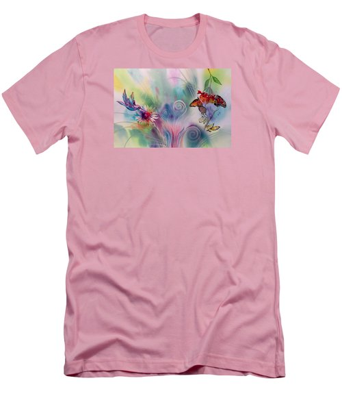 Favorite Things Men's T-Shirt (Slim Fit) by Tara Moorman