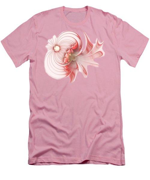 Men's T-Shirt (Athletic Fit) featuring the digital art Feminism by Anastasiya Malakhova