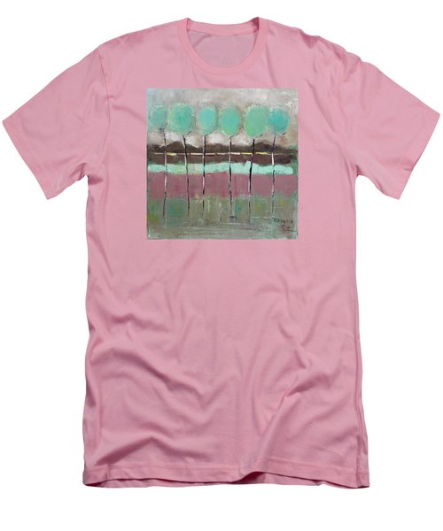Going Out Men's T-Shirt (Slim Fit) by Becky Kim
