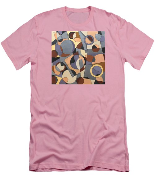 Finding A Way Men's T-Shirt (Slim Fit) by Trish Toro