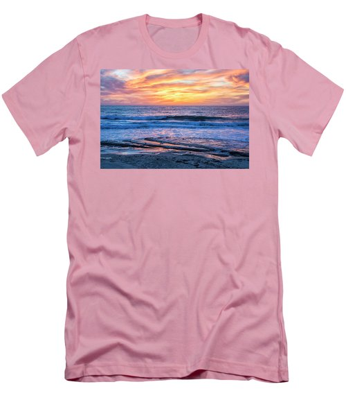 Fine End To The Day Men's T-Shirt (Slim Fit)