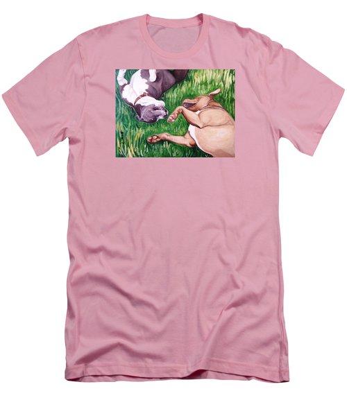 Free Fallin' Men's T-Shirt (Athletic Fit)