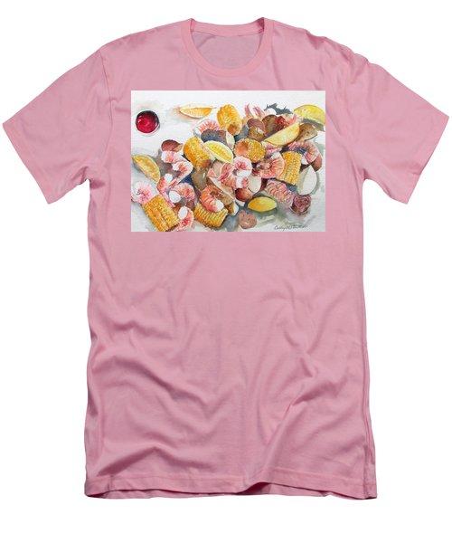 Fresh Boiled Men's T-Shirt (Athletic Fit)