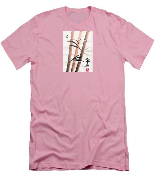Friends Men's T-Shirt (Slim Fit) by Linda Velasquez