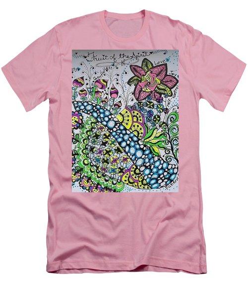 Fruit Of The Spirit Men's T-Shirt (Athletic Fit)