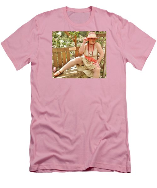 Garden Gypsy Men's T-Shirt (Athletic Fit)