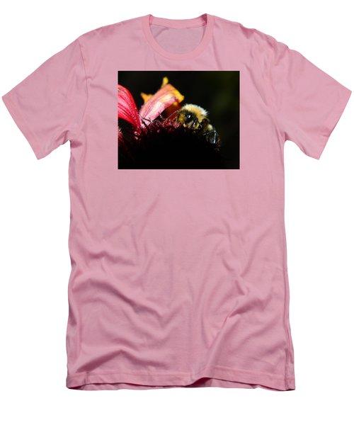 Gathering Men's T-Shirt (Slim Fit) by Janet Rockburn