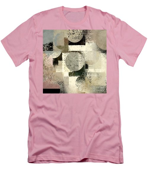 Geomix - C133et02b Men's T-Shirt (Slim Fit) by Variance Collections
