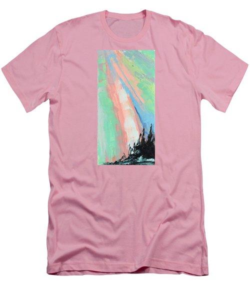 Glory Men's T-Shirt (Slim Fit) by Nathan Rhoads