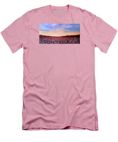 Glory Of Cotton Men's T-Shirt (Slim Fit) by Jeanette Jarmon