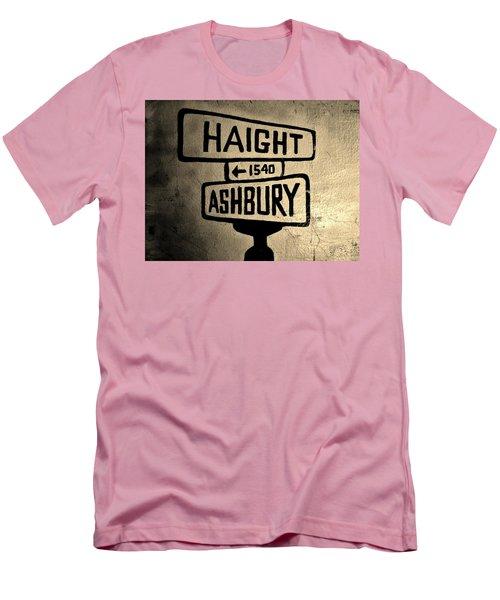 Haight Ashbury Men's T-Shirt (Athletic Fit)