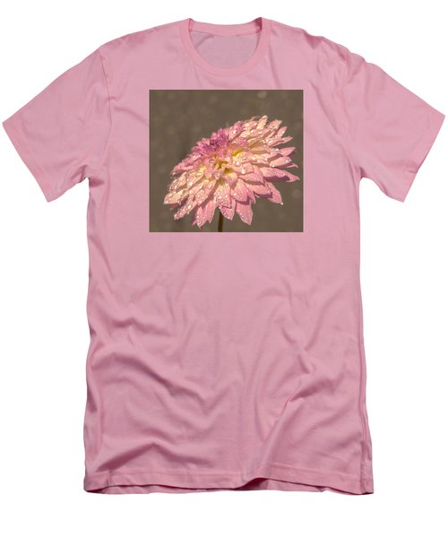 Men's T-Shirt (Slim Fit) featuring the photograph Heavenly Scent by Rose-Maries Pictures