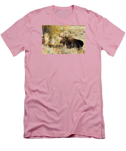Heck Yeah Men's T-Shirt (Athletic Fit)