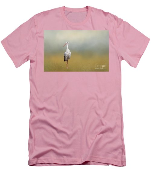 Hope Of Spring Men's T-Shirt (Slim Fit) by Eva Lechner