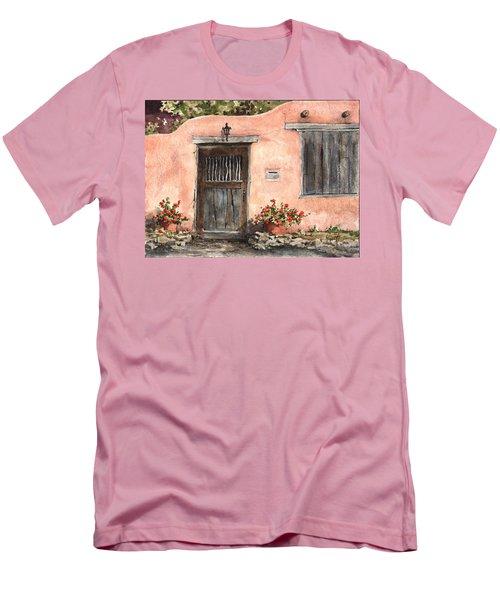 House On Delgado Street Men's T-Shirt (Athletic Fit)