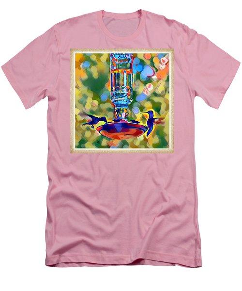 Hummers Men's T-Shirt (Athletic Fit)