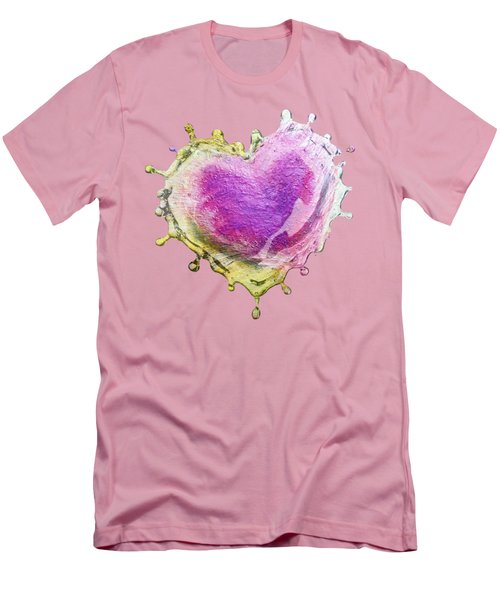 I Love You More Men's T-Shirt (Athletic Fit)