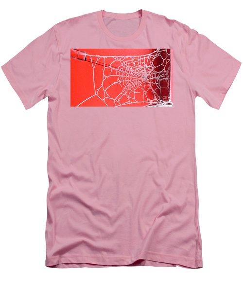 Ice Web Men's T-Shirt (Athletic Fit)