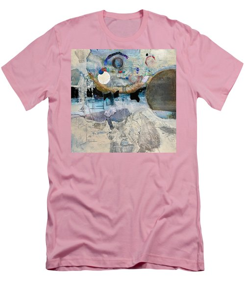 Icy Moon Men's T-Shirt (Athletic Fit)